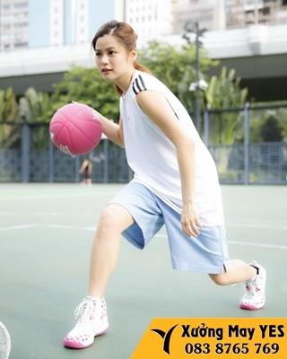 may đồng phục bóng rổ nữ chất lượng