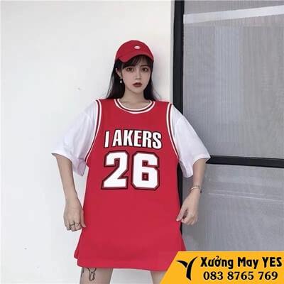 may đồng phục bóng rổ nữ giá rẻ