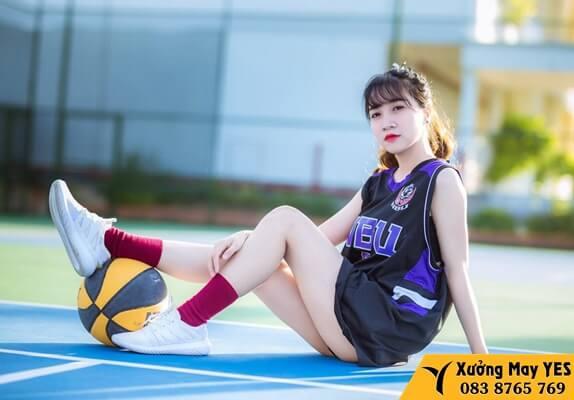 may đồng phục bóng rổ nữ đẹp