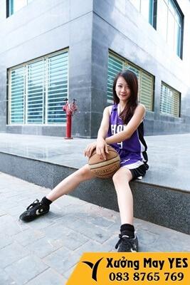 xưởng may đồng phục bóng rổ nữ hà nội
