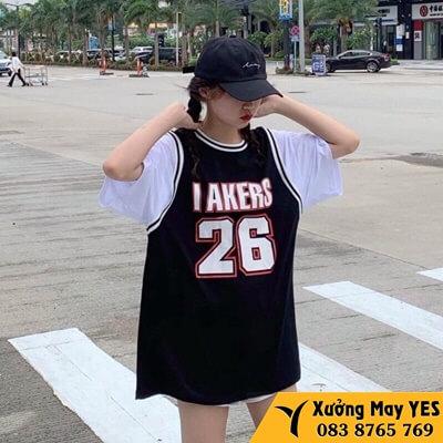 đồng phục bóng rổ nữ chất lượng