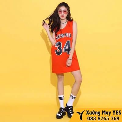 đồng phục bóng rổ nữ rẻ