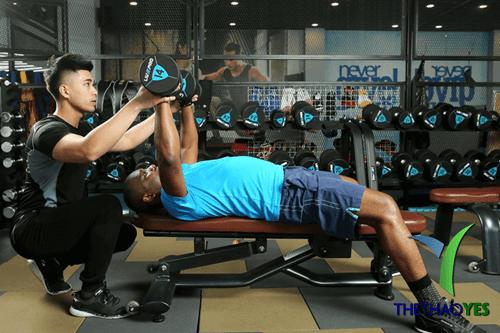 Cách tập gym giảm mỡ bụng