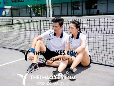quần áo tennis dunlop