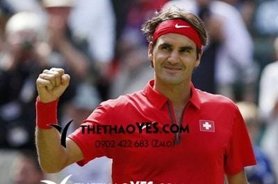 mẫu áo tennis quần vợt đẹp