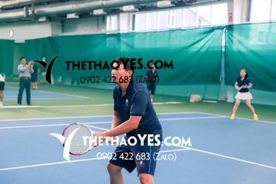 cty đặt may đồng phục tennis chính hãng mẫu mới nhất 2023