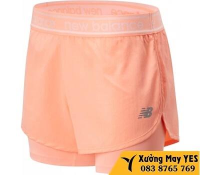 may quần áo tennis