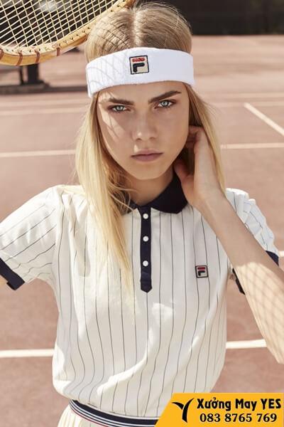 may quần áo tennis cao cấp