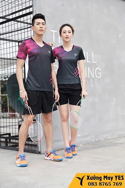 quần áo tennis quần vợt cao cấp