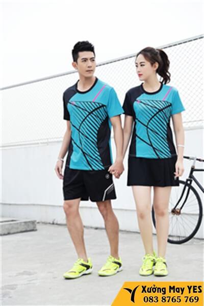 quần áo tennis quần vợt chất lượng