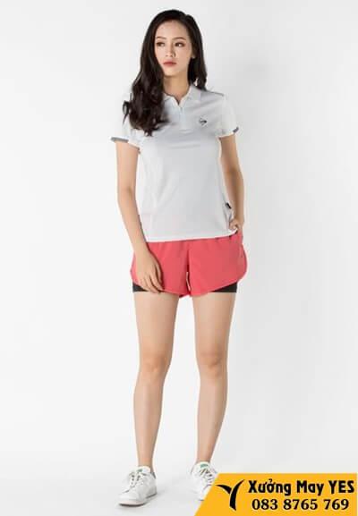 may quần áo tennis quần vợt rẻ