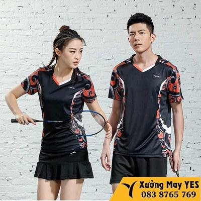xưởng may quần áo tennis vnxk giá rẻ