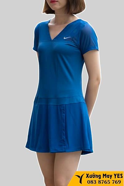 may áo quần tennis đẹp