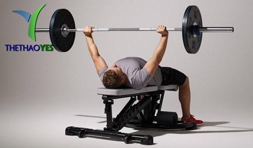 cách tập gym hiệu quả