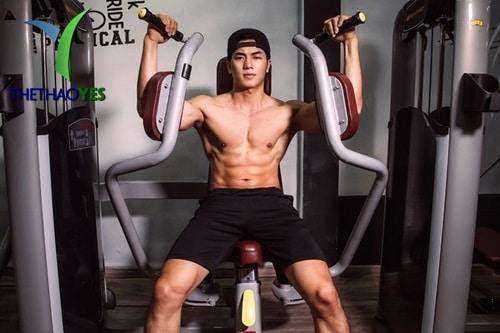 cách tập gym đúng cách