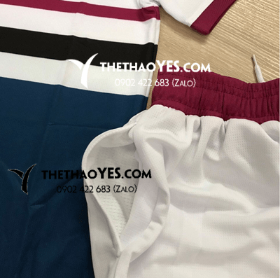 may Các mẫu quần áo tennis asics số lượng lớn