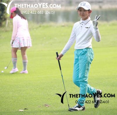 quần áo golf xuất khẩu