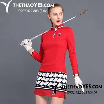 áo golf titleist