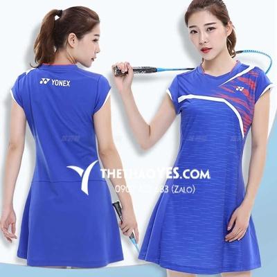 mẫu đẹp áo đấu tennis cho đội giá rẻ