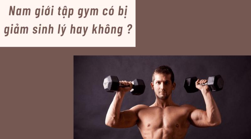 Tập gym có làm giảm kích thước cậu nhỏ