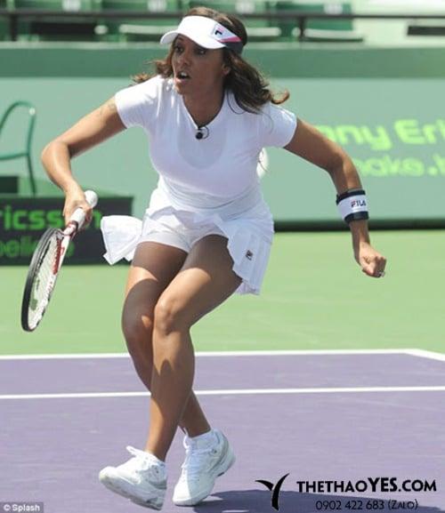 đồng phục tennis quần vợt
