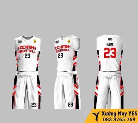 đồng phục bóng rổ việt nam