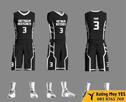 may đồng phục bóng rổ việt nam chất lượng