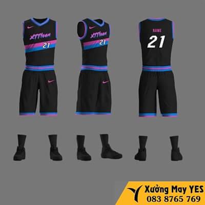 may đồng phục bóng rổ việt nam cao cấp