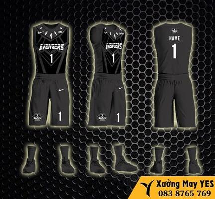 may đồng phục bóng rổ việt nam rẻ