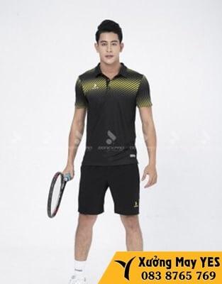 xưởng may quần áo tennis xuất khẩu rẻ