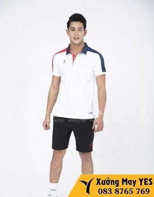 xưởng may quần áo tennis xuất khẩu giá rẻ