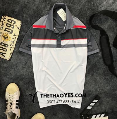 áo thun tennis đồng phục