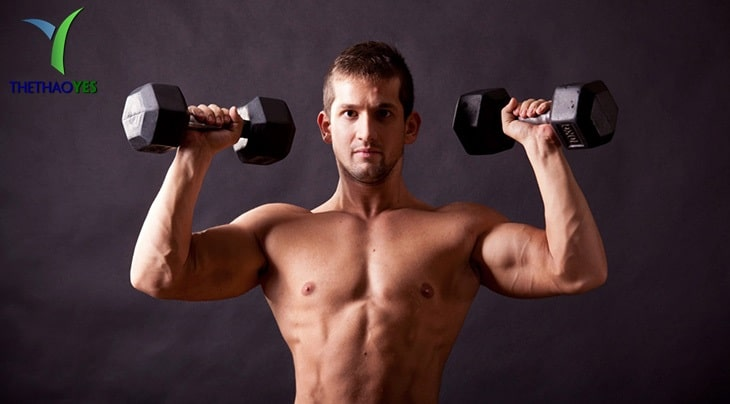 Tập gym có tăng cường sinh lý không