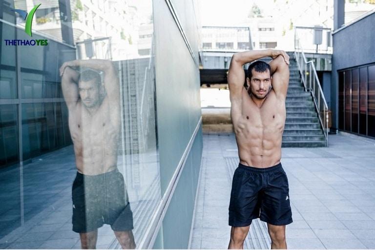 Tập gym có ảnh hưởng đến sinh sản nam giới