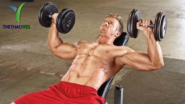 Còn trai tập gym có bị yếu sinh lý không