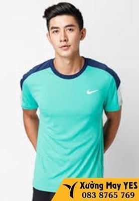 xưởng may áo tennis nam nữ