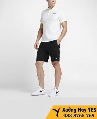 xưởng may áo tennis nam nữ chất lượng
