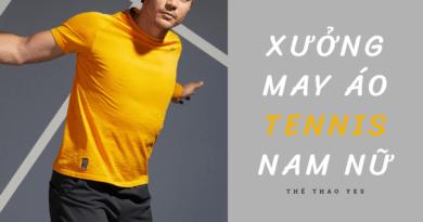 Xưởng may áo tennis nam nữ HCM