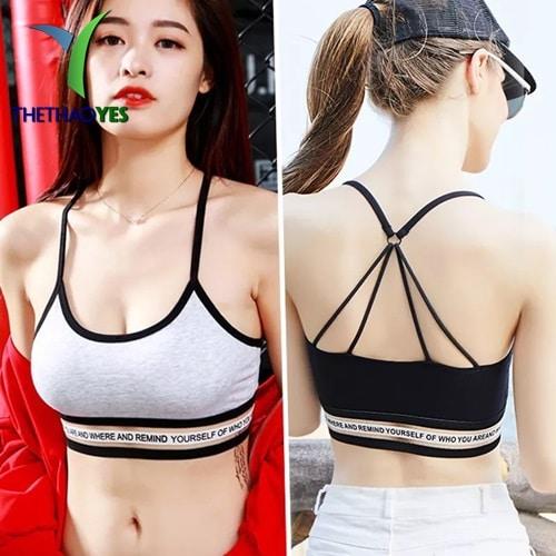 áo bra tập gym