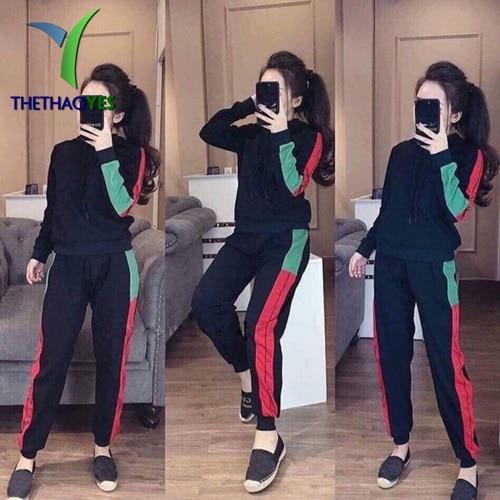 bộ quần áo the thao nữ adidas mùa đông