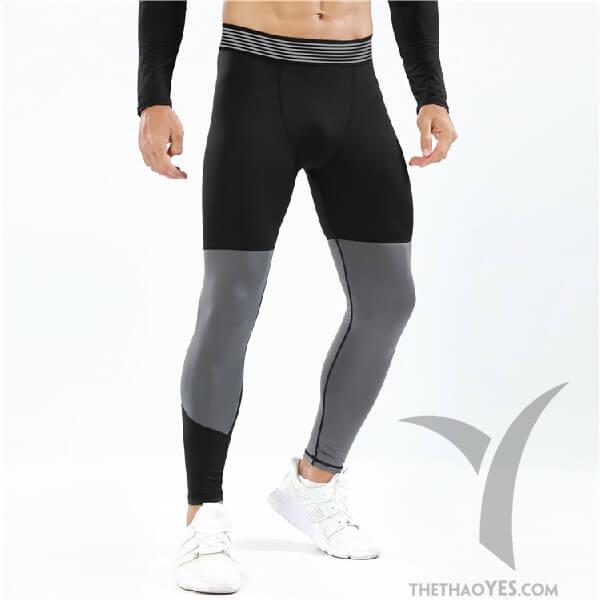 quần legging bóng