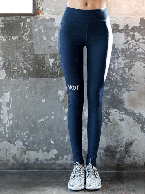 quần thun ôm legging