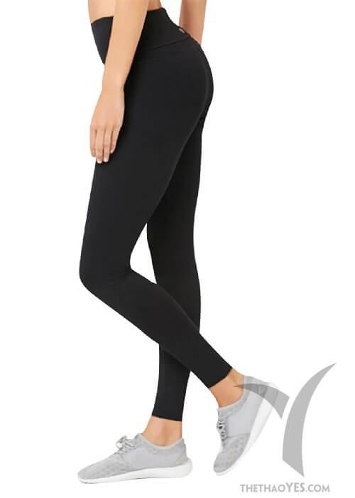 quần legging kaki thun