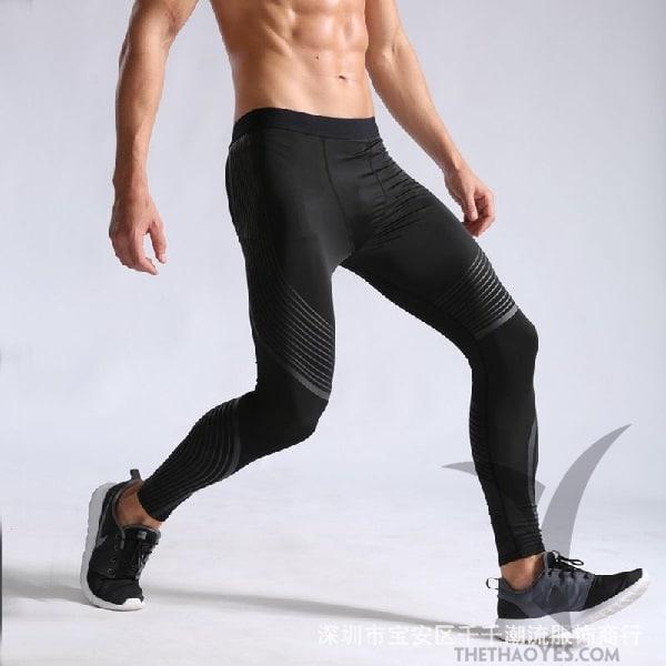 Quần legging lửng