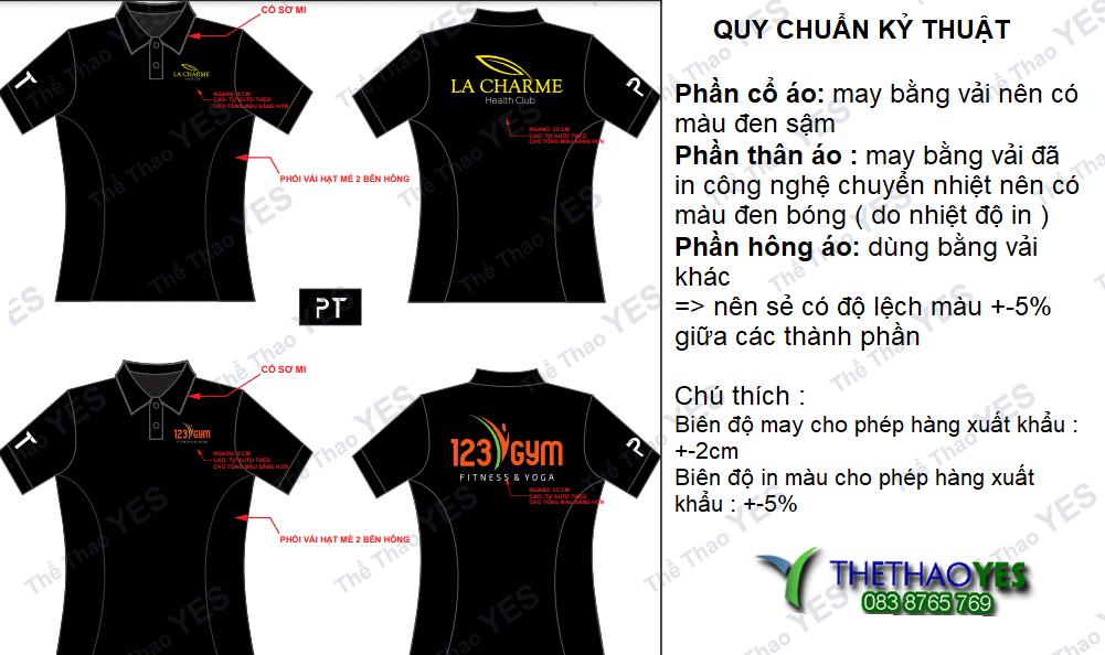 may áo thun PT