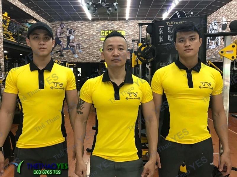 may áo đồng phục cao cấp
