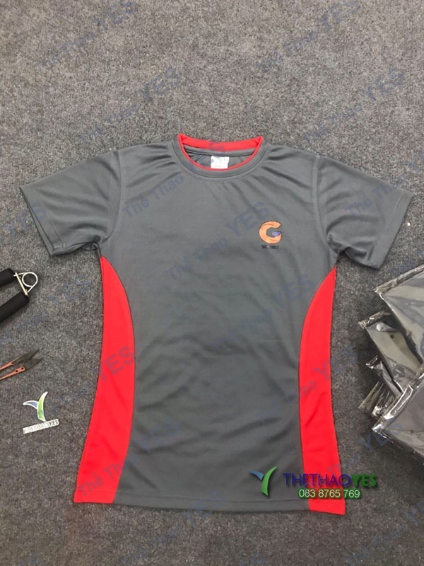 nhận may áo đồng phục gym