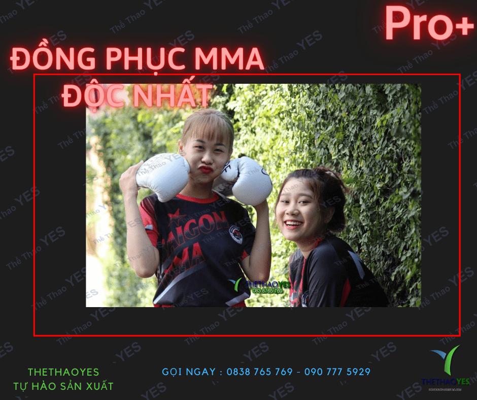 may trang phục MMA hcm